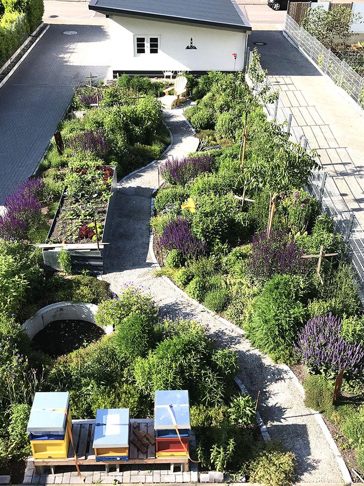 Bienen Garten CC