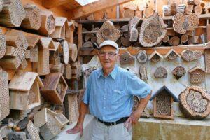 Read more about the article Das ist beim Bau eines Wildbienenhotels zu beachten